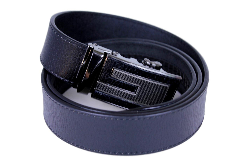 Jeep Pvoir Dress Belt - BBP007JP02-BLACK