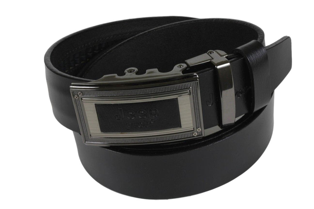 Jeep Pvoir Dress Belt - BBP007JP08-BLACK