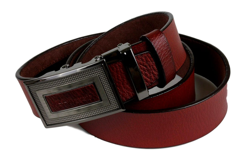 Jeep Pvoir Dress Belt - BBP007JP08-BROWN
