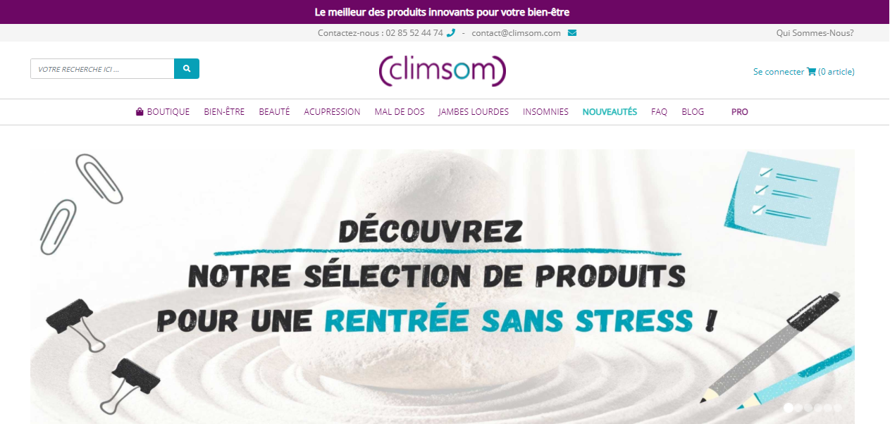 Climsom collections