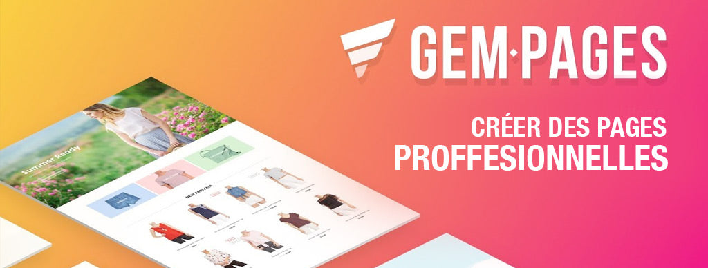gempages shopify