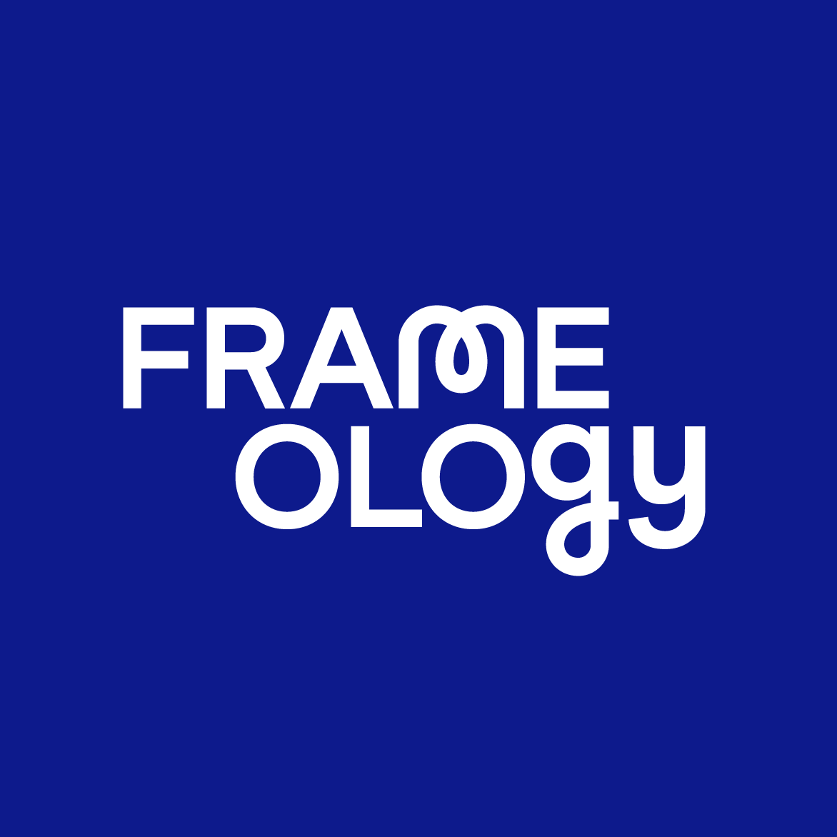 Frameology Press, NY 1 Logo
