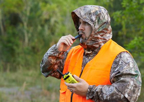 Two Way Radios for Hunting