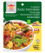 Vegetarian Curry Paste