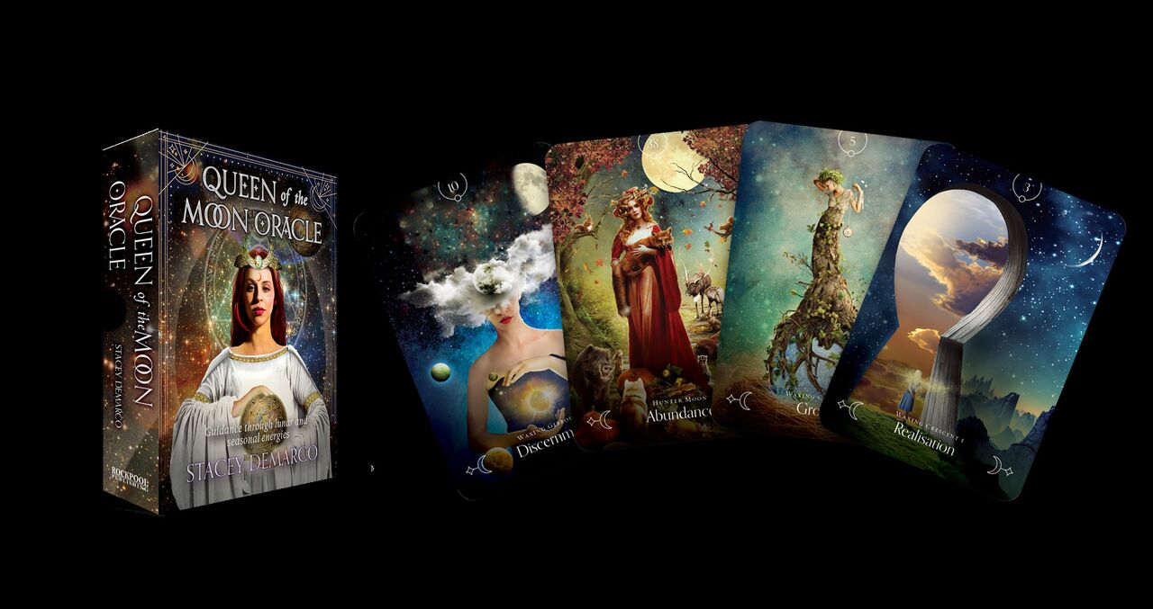 Queen of the Moon Oracle – The Modern Witch