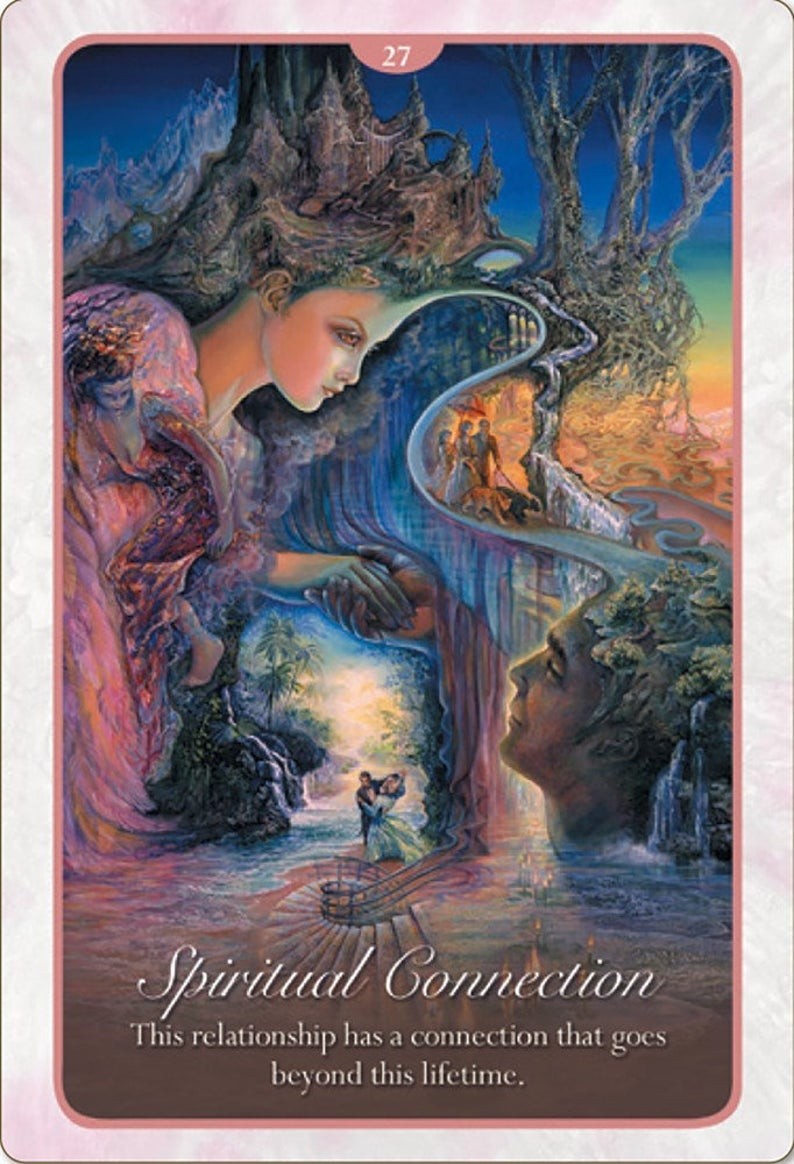 WHISPERS of LOVE Oracle DECK Cards and Guidebook by Angela image 4