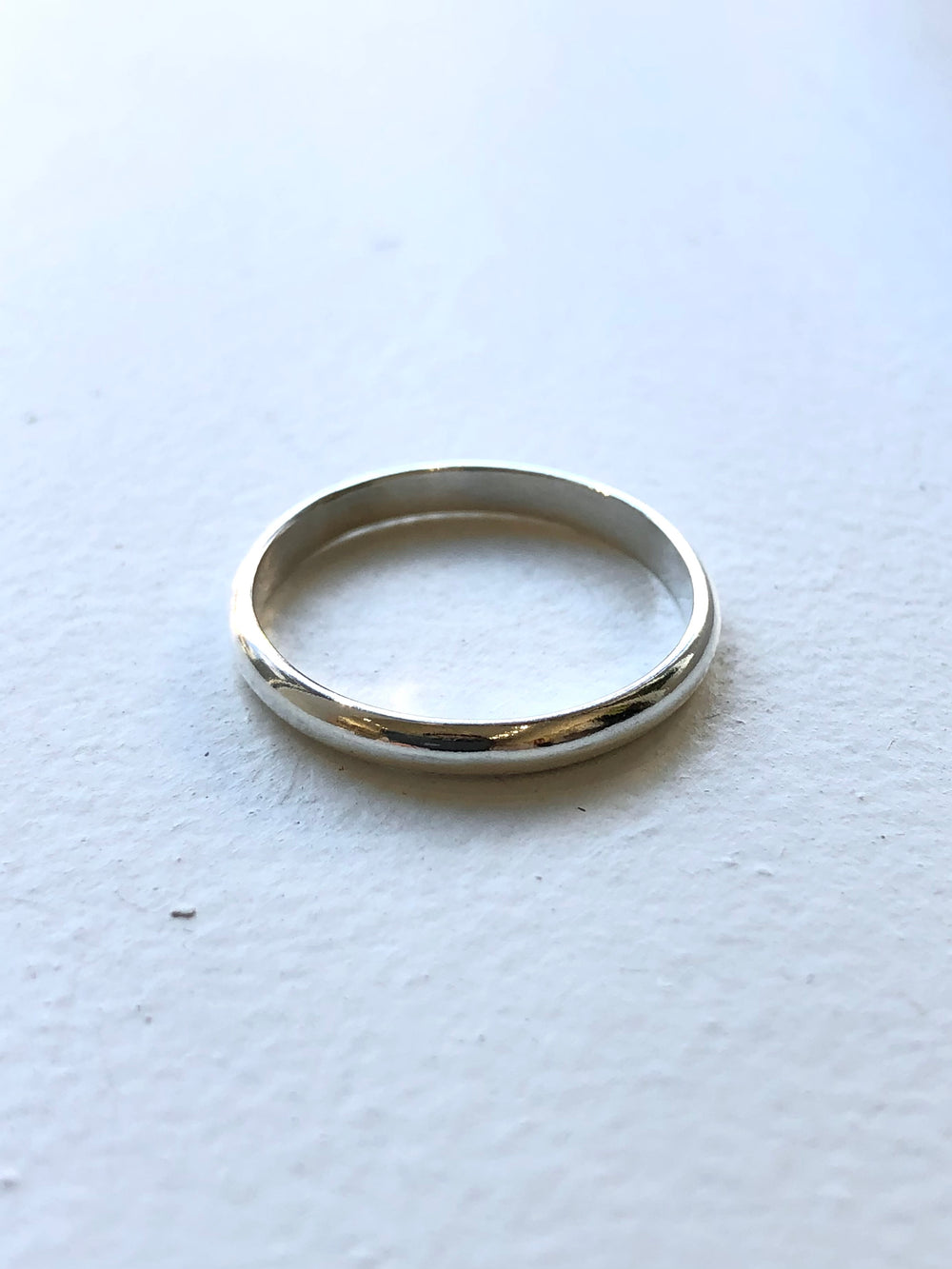 Kara Yoo Dune Polished Thin Band
