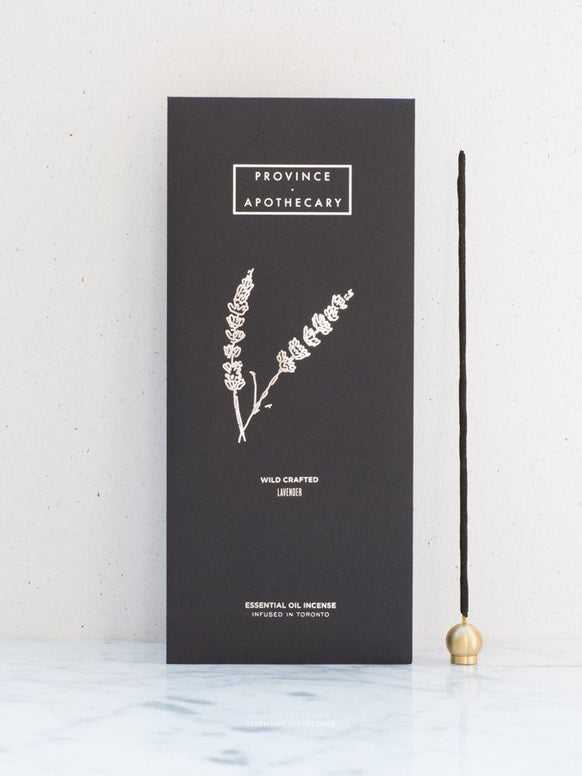 Province Apothecary Lavender Incense
