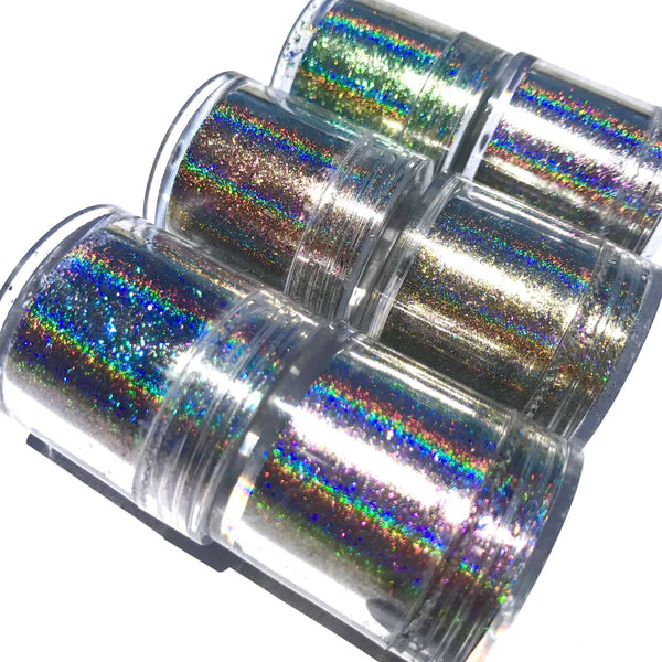 Crackle Chrome Pro Size Sets