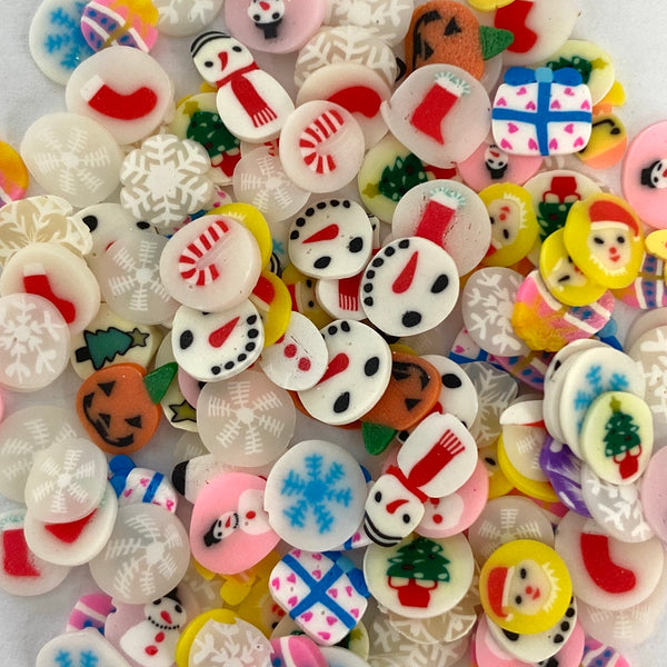 Holiday Fimo