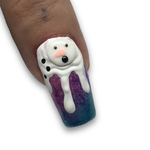 ONLINE - Melty The Snowman