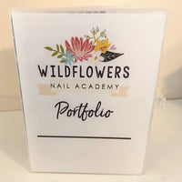 Wildflowers Portfolio Box