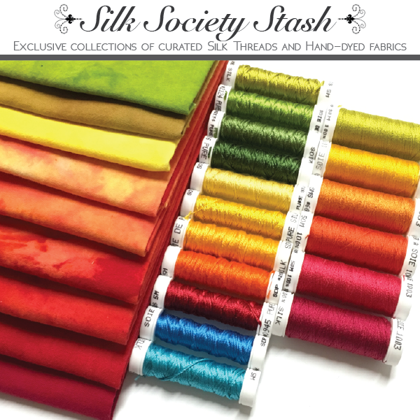New Monthly Club: Silk Society Stash