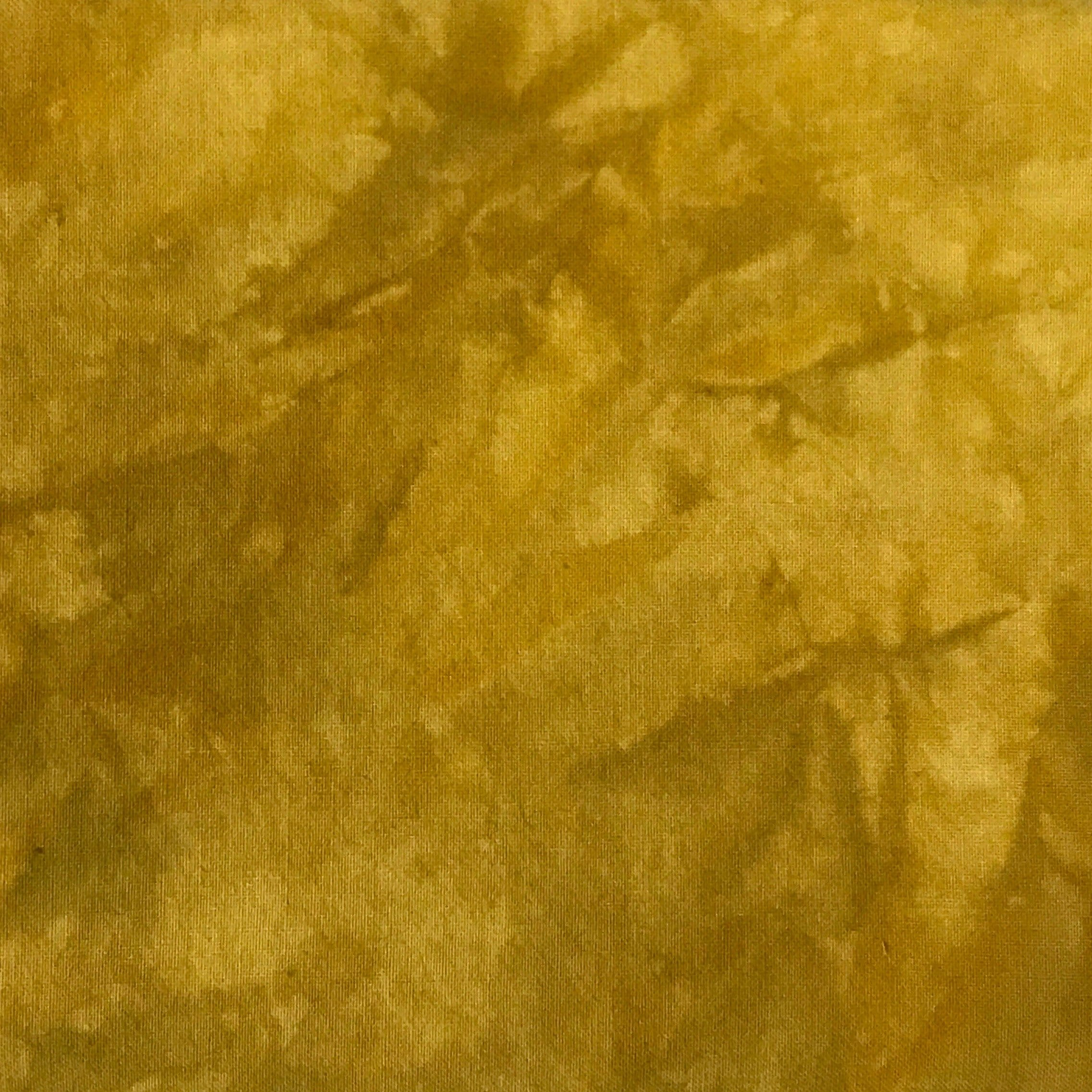 Gold - Textured Hand Dyed Precuts