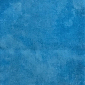 Electric Blue - Solid Hand Dyed Fabric Bundle