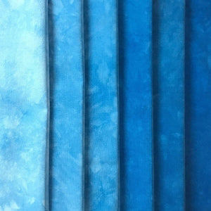 Electric Blue - Solid - Scrap Packs