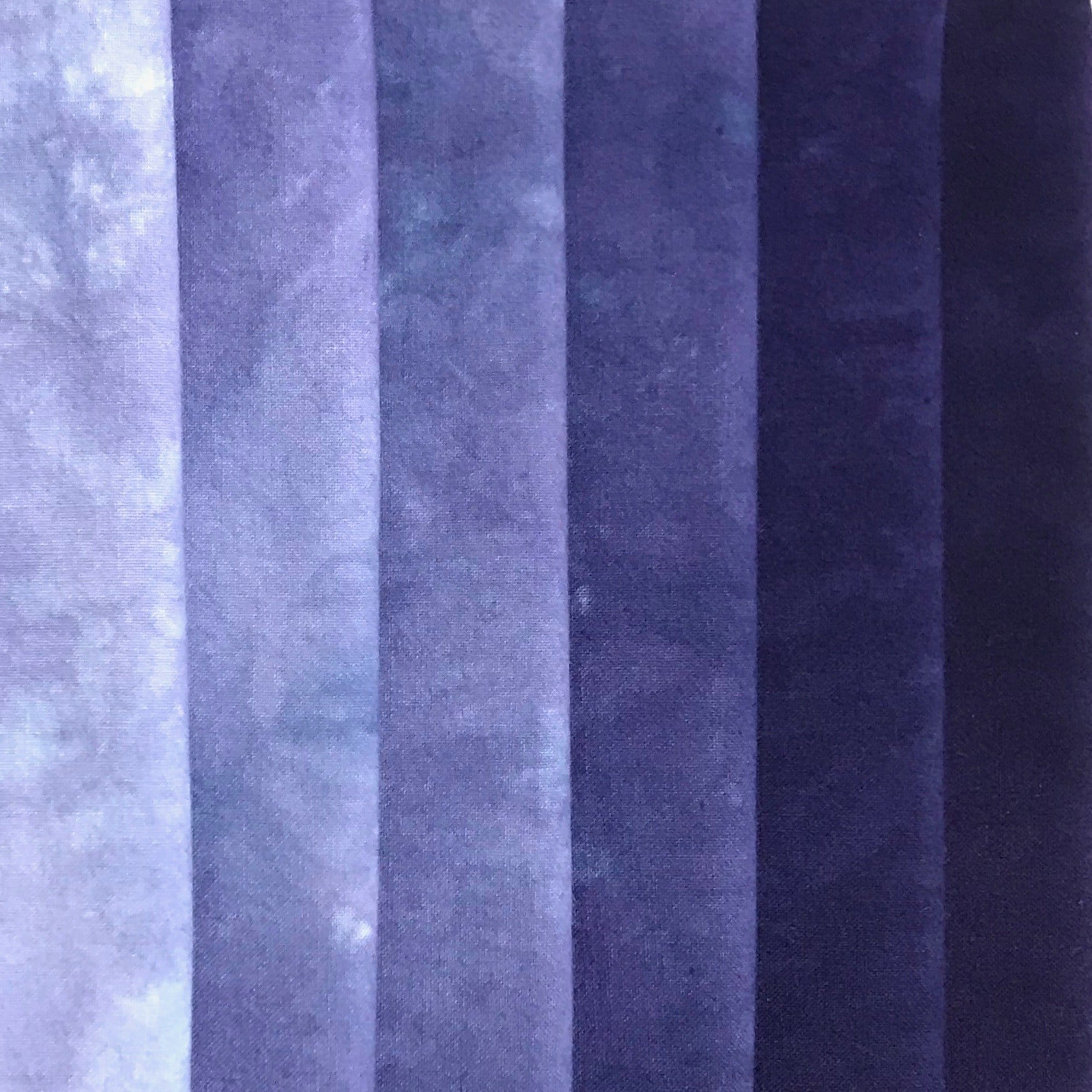 Nightshade - Solid Hand Dyed Precuts