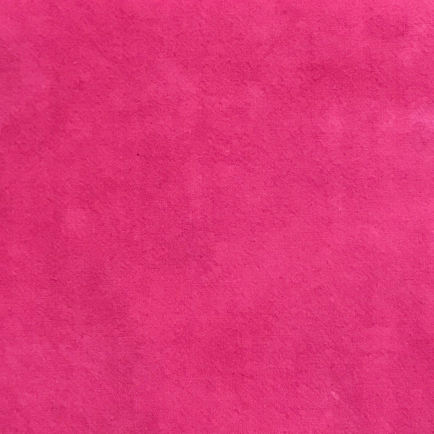 Hot Pink - Solid Hand Dyed Fabric Bundle