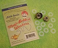 Little Genie Magic Bobbin Washers