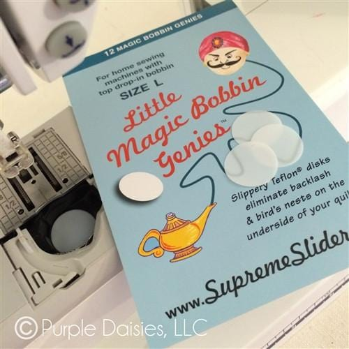 Little Genie Magic Drop-in Bobbin Washers