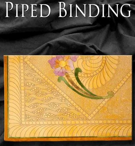 Piped BInding