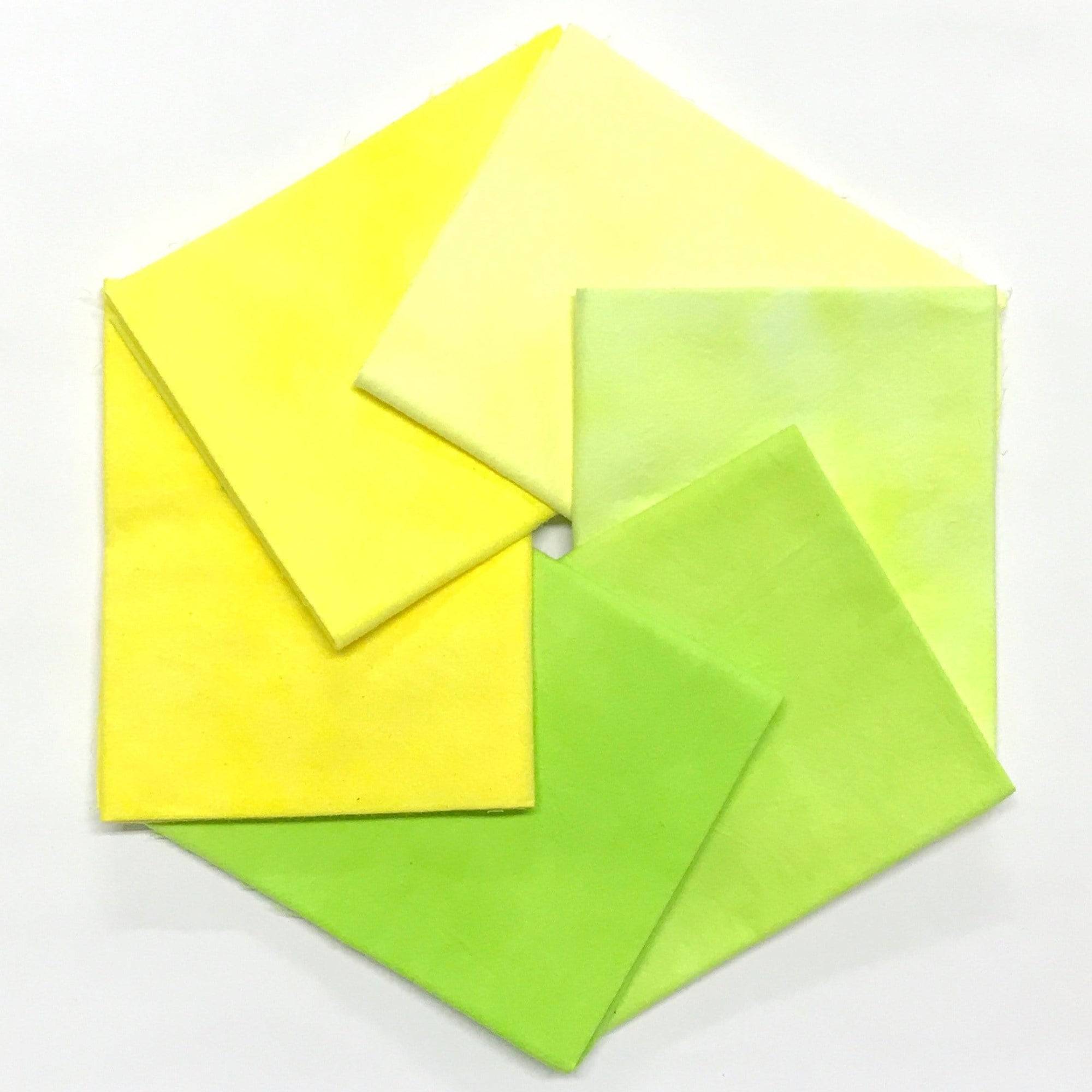 Lemon-Lime - Scrap Packs