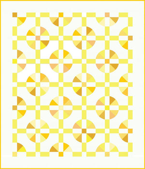 Yellow - Bella Solids Fat Quarter Bundle