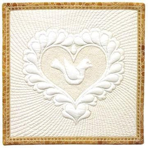 $5 Embroidered Binding + Trapunto Set