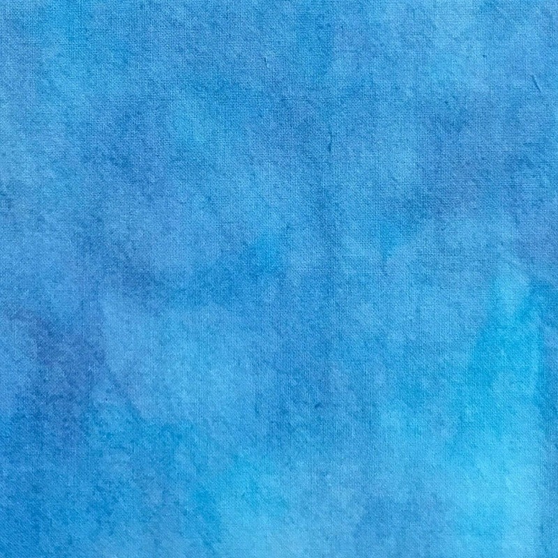 Candy Blue - Fat Quarter