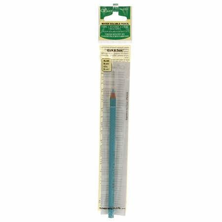 Clover Water Soluble Pencil - Blue