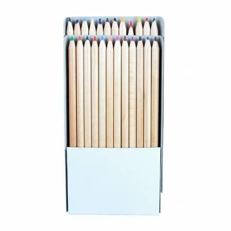 Colored Pencils - Boxed Set of 24
