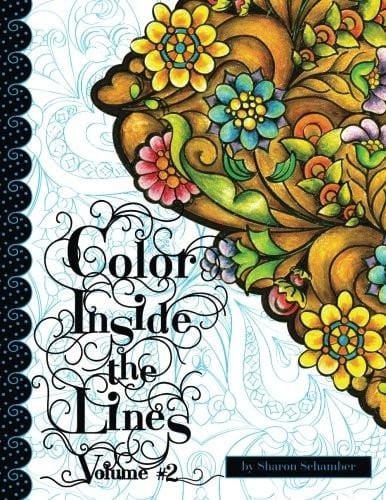 Color Inside the Lines, Vol. 2
