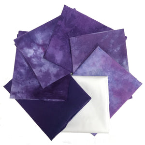 Stellar Stars - Dogtooth Violet Scrap Packs (month 10)