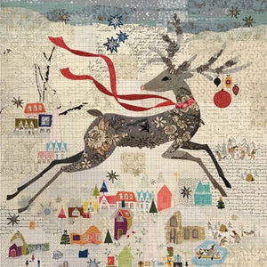 Peppermint - Reindeer Collage