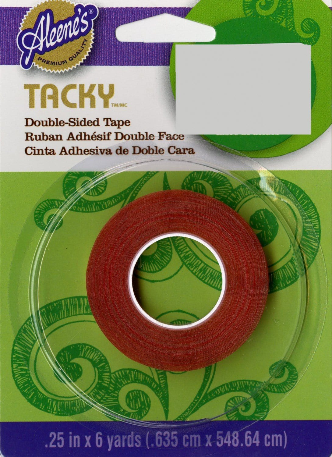Instant Tacky Tape