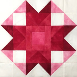 Red - Hand Dyed Fabric Precuts