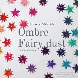 Ombre Fairy Dust - Half Yard Bundle