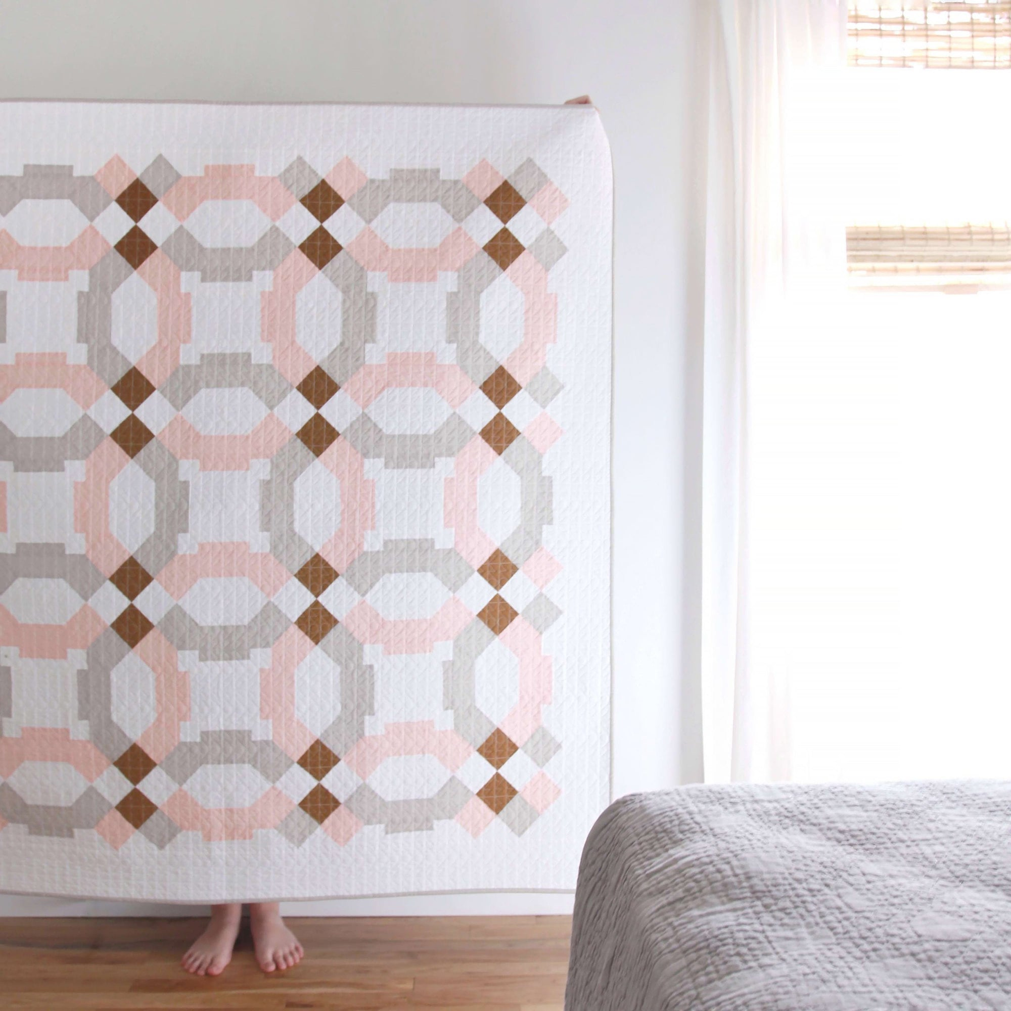 Vegas Wedding Quilt Pattern