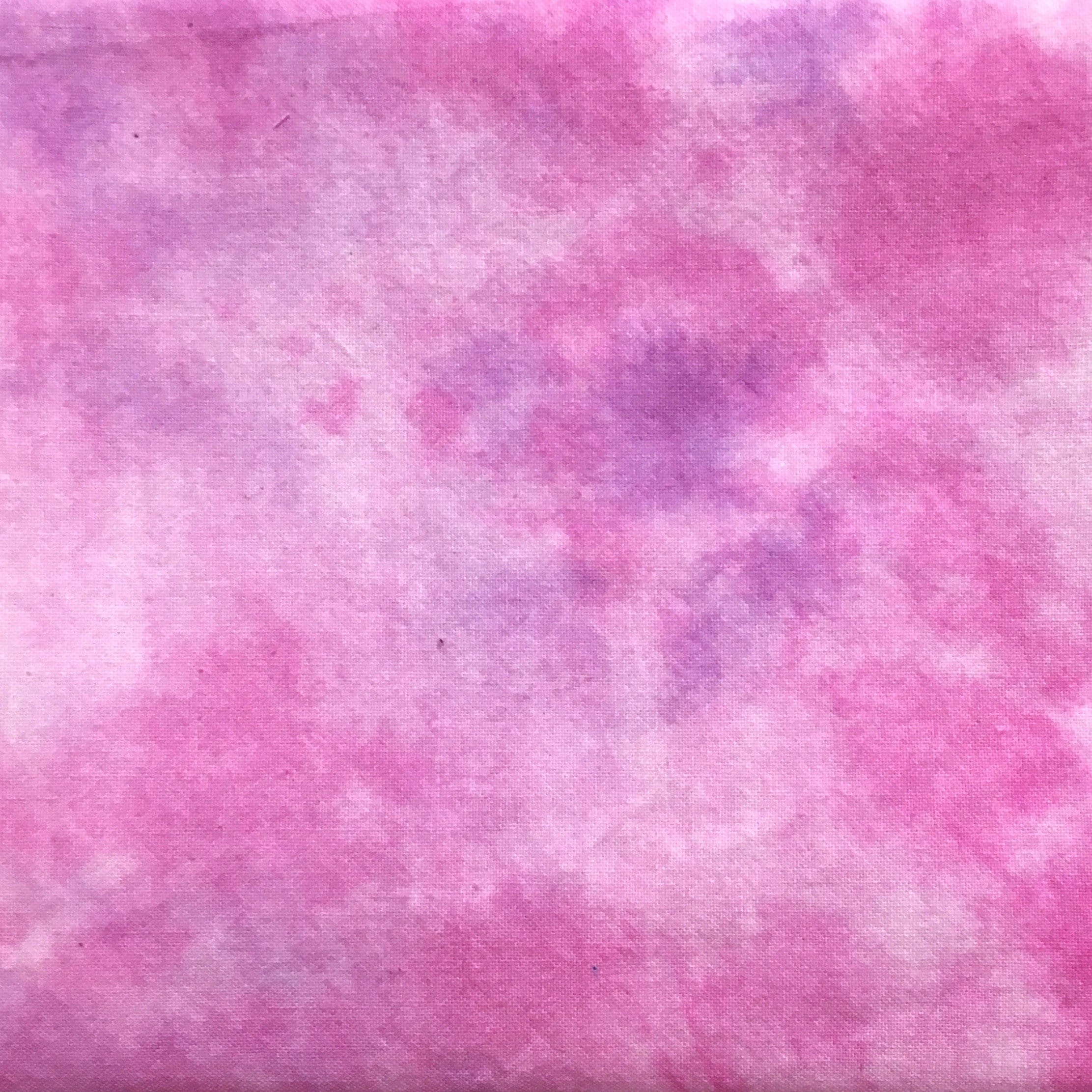 Pink/Purple - Fat Quarter