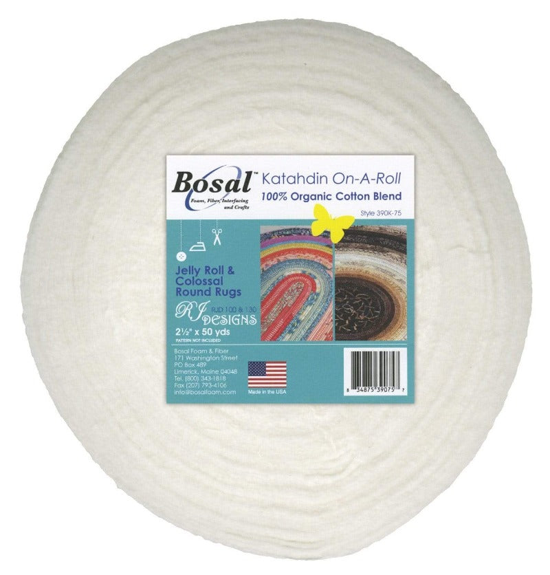 Colossal Jelly Roll Rug