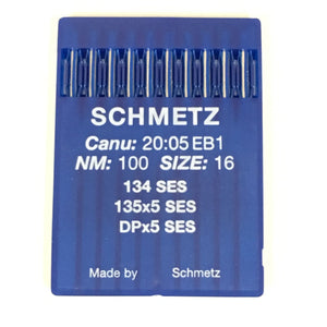 Schmetz Longarm Machine Needles size 100/16