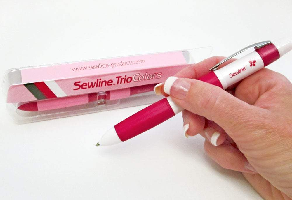 Sewline Trio: 3-in-1 Mechanical Pencil