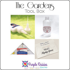 The Gardens Tool Box