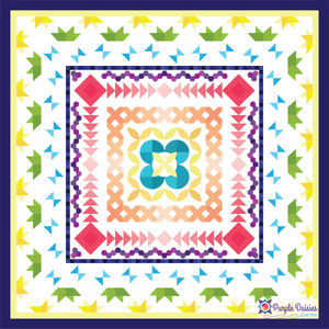 The Gardens - 2019 BOM Pattern