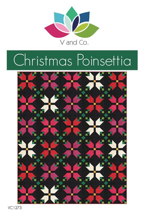 Christmas Poinsettia by V and Co.