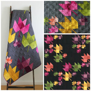 Fall Breeze - Ombre Quilt Pattern