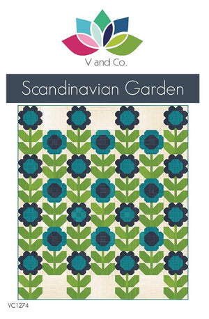 Scandinavian Garden by V and Co.