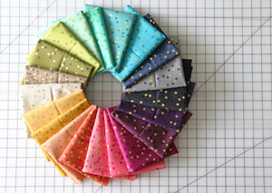 "Ombre Confetti - 32 Colors - 6"" Bundle"