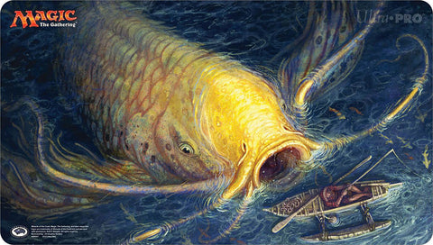 Ancient Carp Playmat
