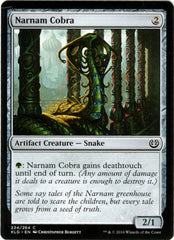Narnam Cobra Artist Proof - Magic the Gathering - Kaladesh